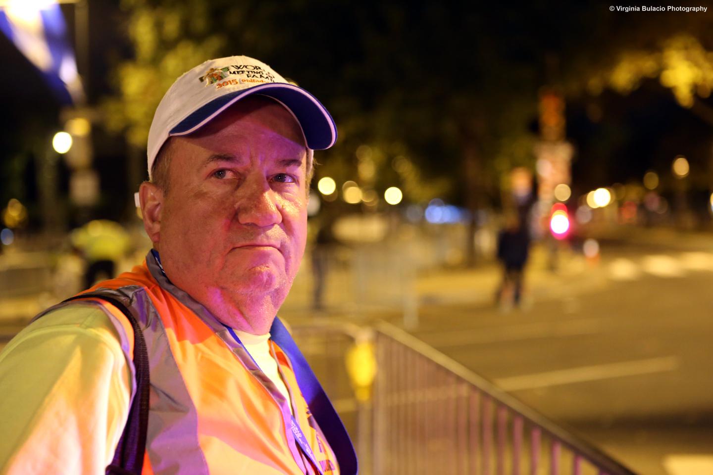 Allan Costello, uno de los capitanes de voluntarios, se destaco por su participación y generosidad hacia los voluntarios y hacia las familias durante el Encuentro Mundial de las Familias en Filadelfia.