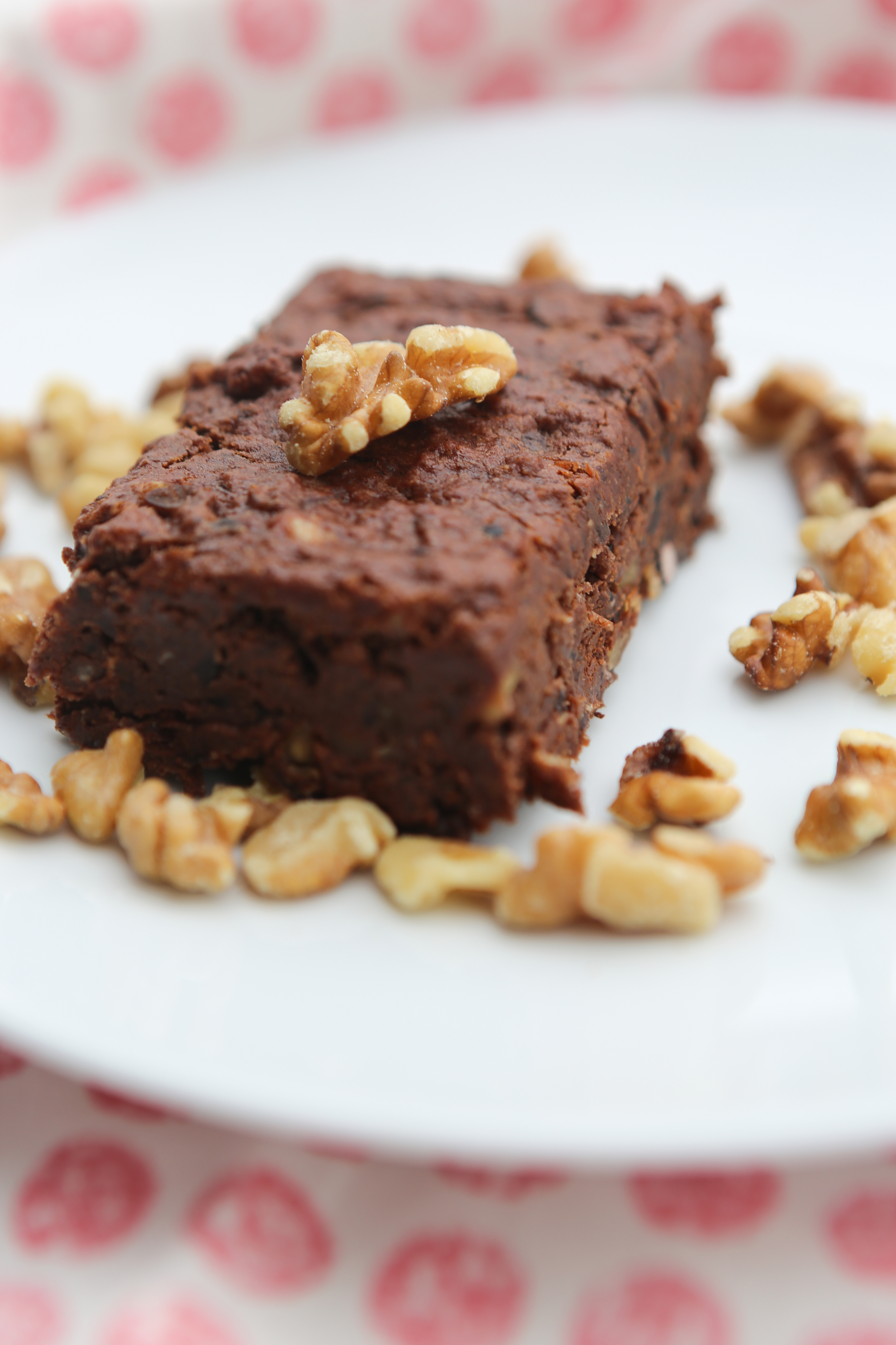 Gluten-free and vegan brownies. A. J. Crumblies:  www.ajcrumblies.com