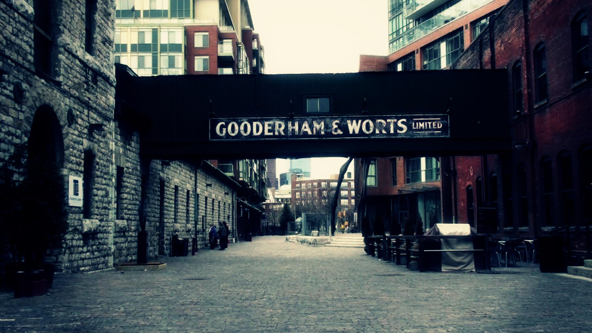 Derive: Toronto Distillery -