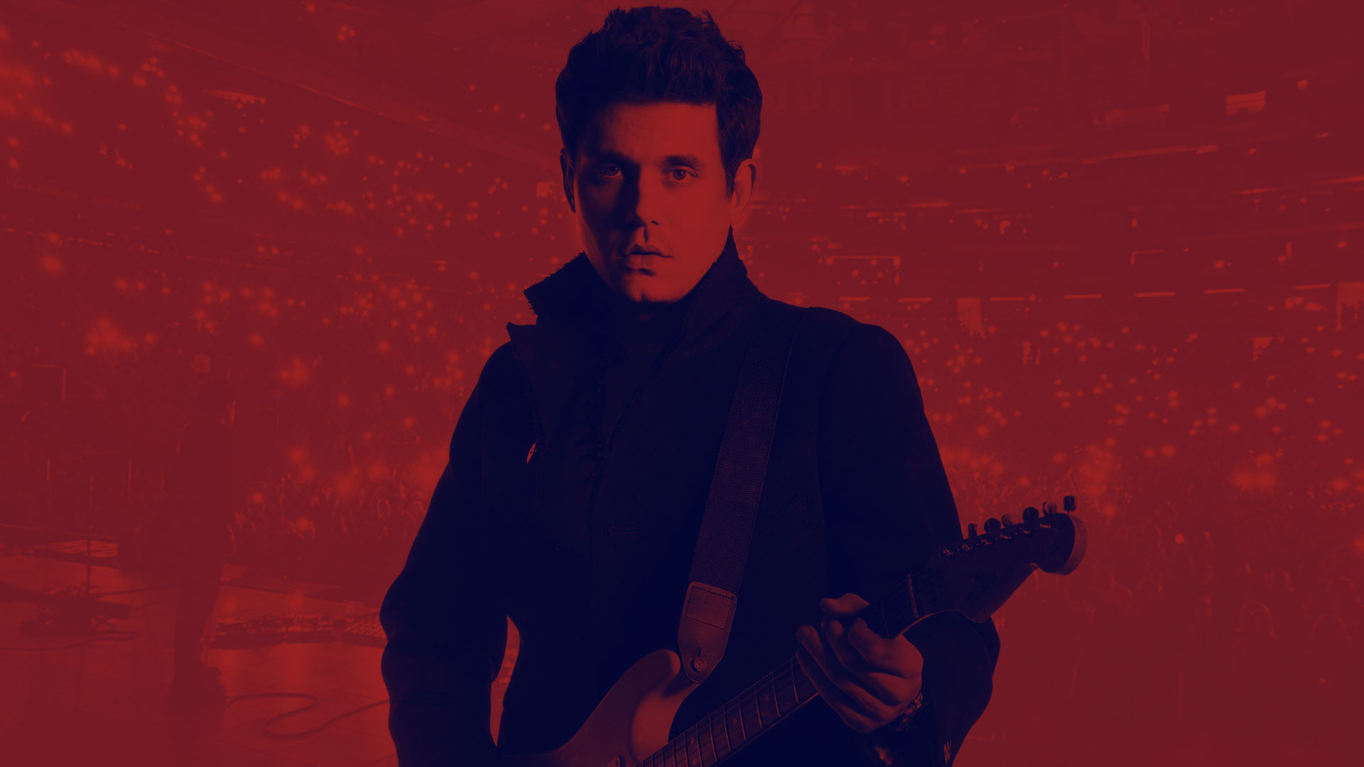 John Mayer Live: Album Art -