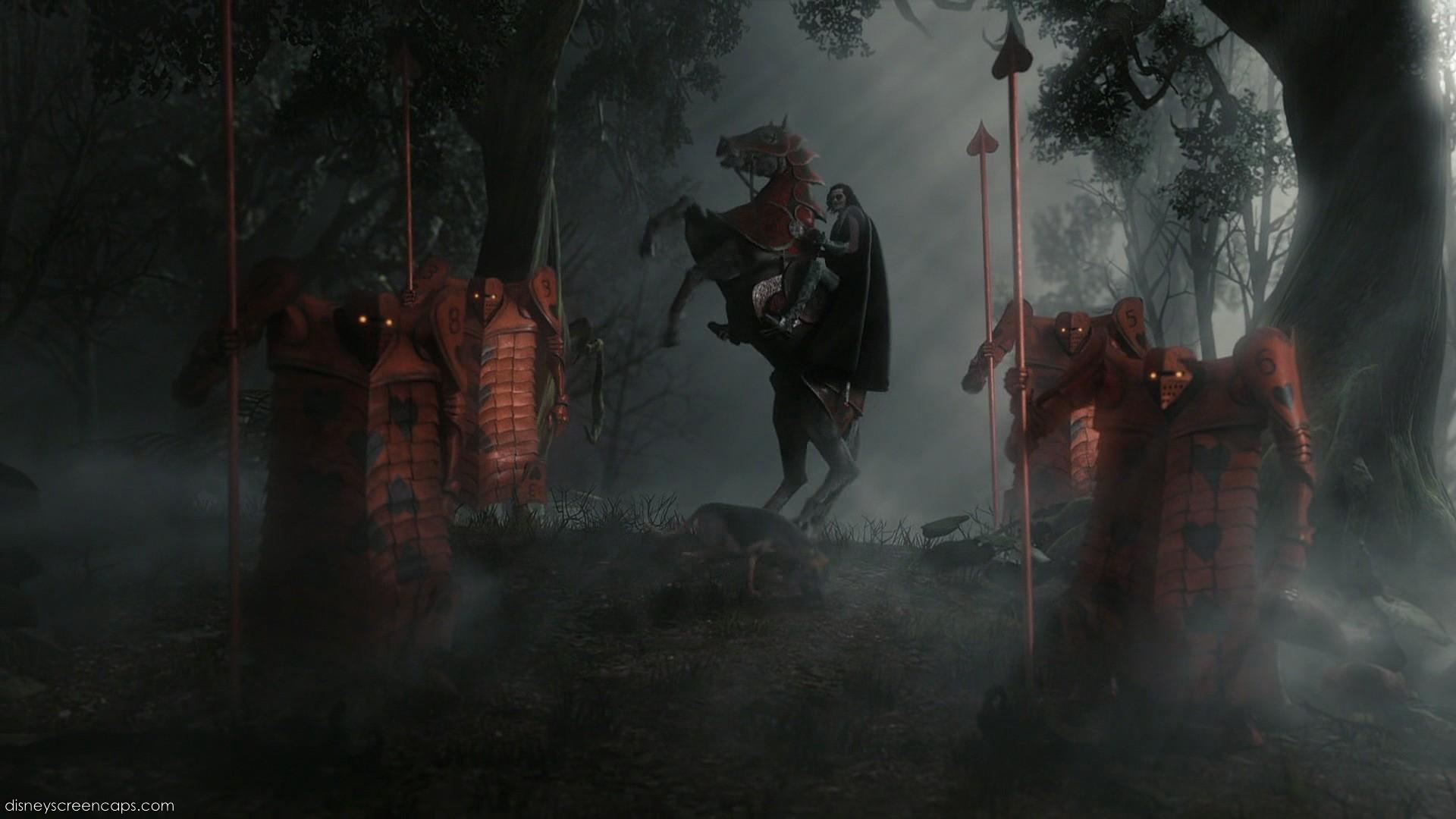 Stayne's Horse - Alice in Wonderland
