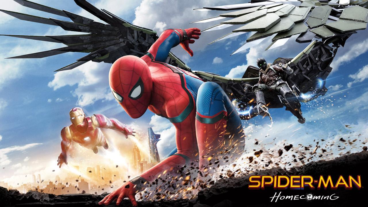 Vulture wings - Spiderman: Homecoming