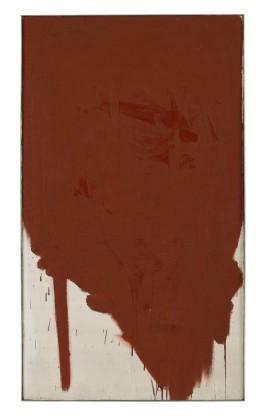 Red Overpainting , 1953-1957,Viehof Kunstbesitz GbR