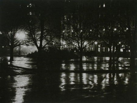 Alfred Stieglitz, From the Back Window,1915