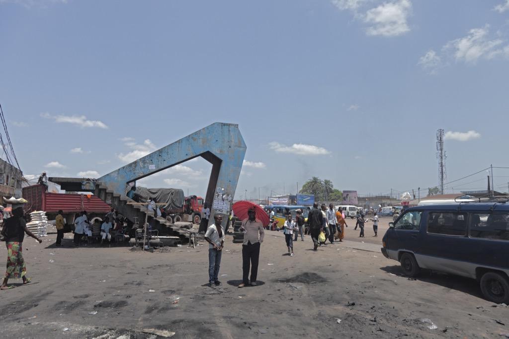 Sammy Baloji, Boulevard Lumumba, Municipality of Kimbanseke, Kinshasa, 2013