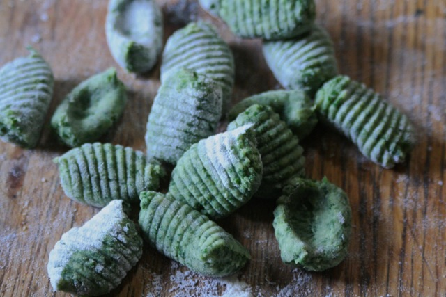 nettle gnocchi