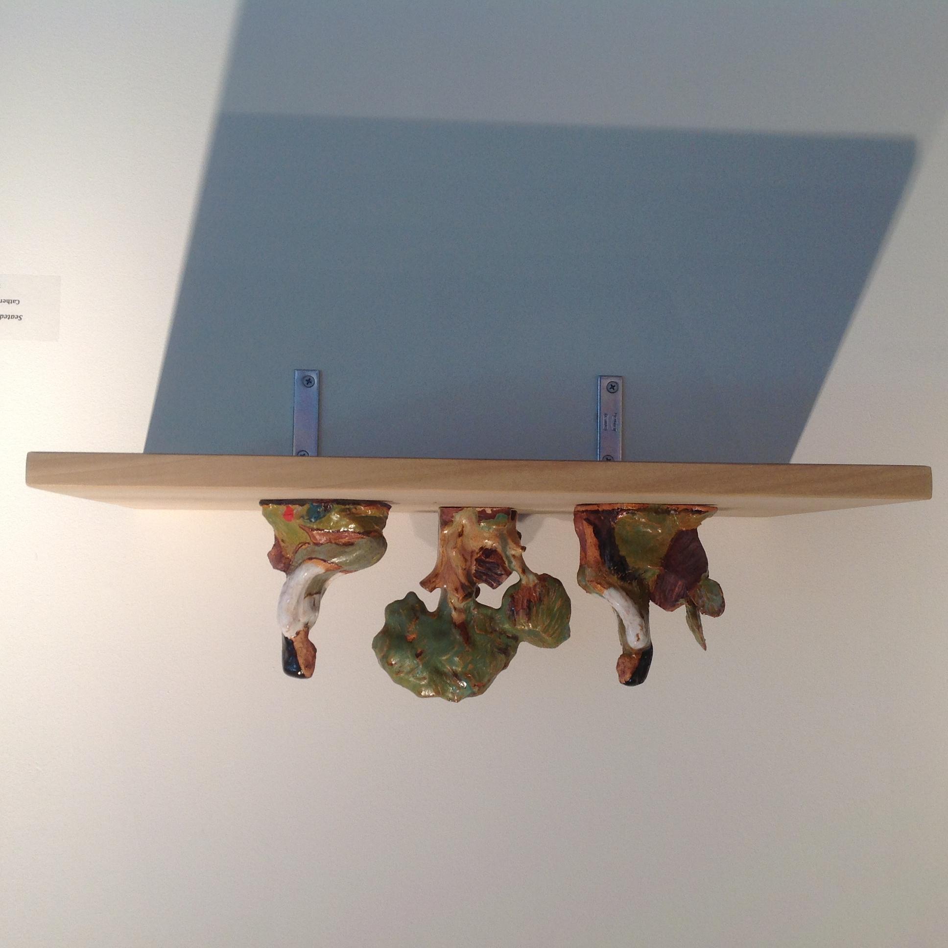 Cathy Bloom's figurative work