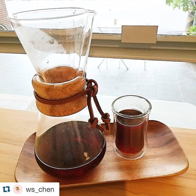 Very nice! ・・・ #Repost @ws_chen ・・・ 新莊又多了間舒服的小店~😻 ◆耶加雪菲 日曬◆ #taiwan #coffee #moricoffee #手沖 #mibuu #nice #tasty #london
