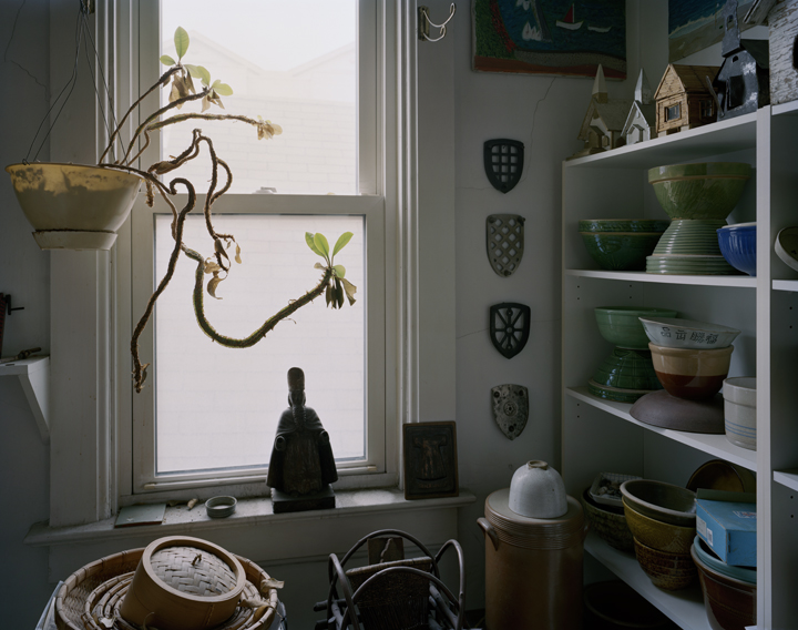 Ray Yoshida's Apartment for the Estate of Ray Yoshida
