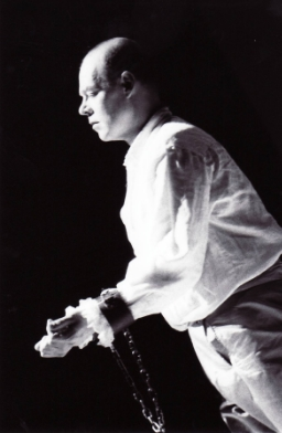 Michael Douglas Jones as the Marquis de Sade