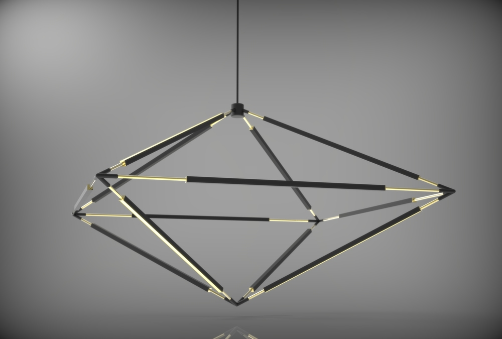 New design utilizing Modulightors extrusion based LED system.