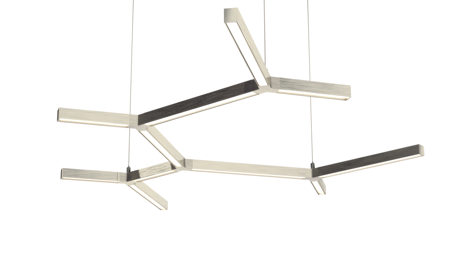 Created new  joints  to allow customizable fixtures using Modulightor's extrusion system.