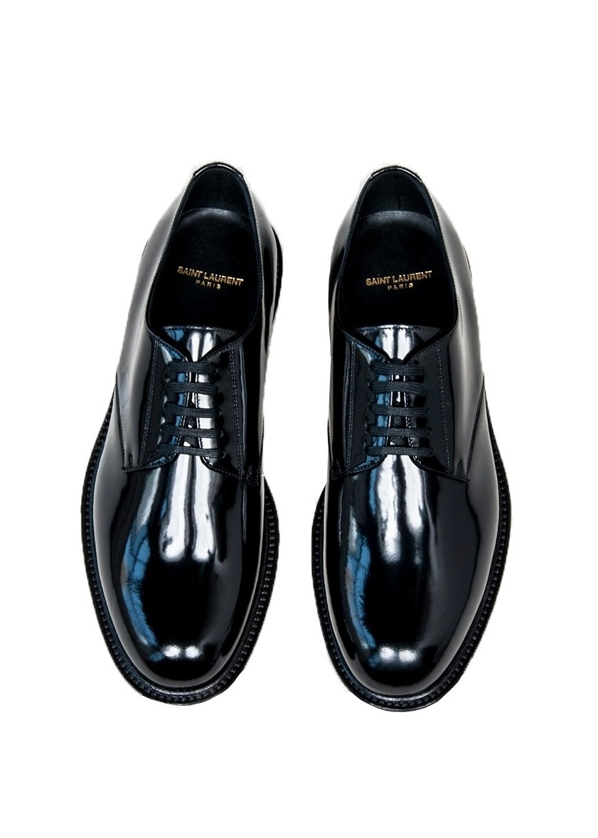 "11-12-13 SAINT LAURENT SHOE ""SAINT-SHOE03-A"""