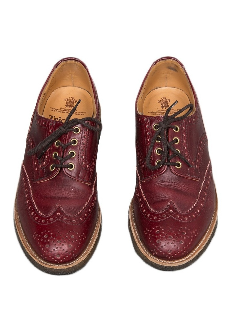 10.5 TRICKER'S SHOE TRICKERS-SHOE01""