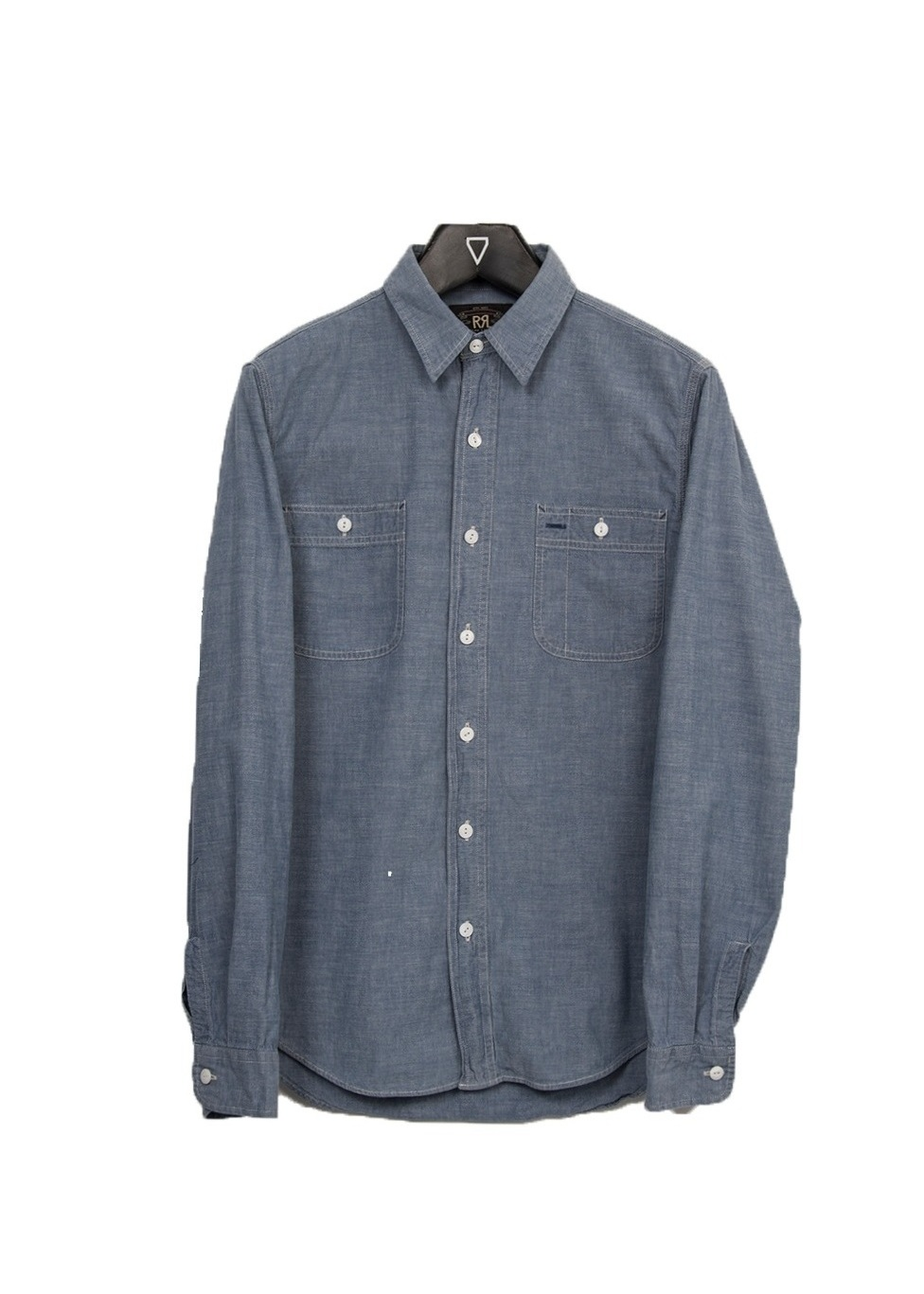 "M DOUBLE RL SHIRT ""RRL-01"""