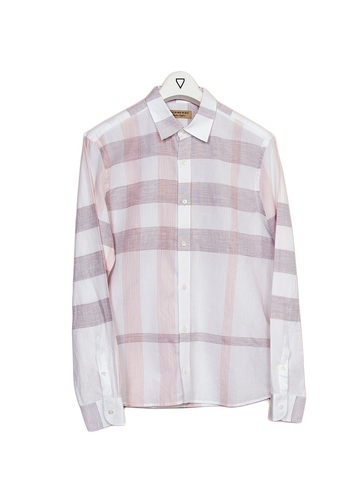 "M BURBERRY SHIRT ""BURBERRY-SH03"""