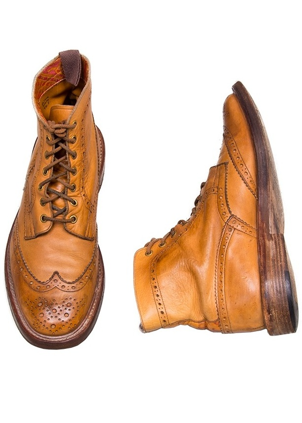 "9.5 TRICKER'S BOOT ""TRICKERS-BOOT"""