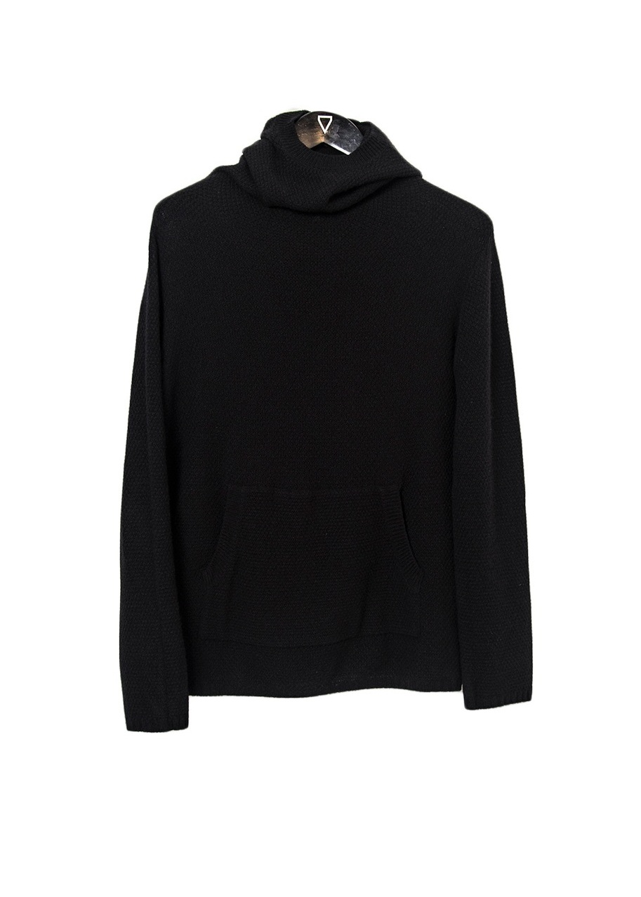 "40 LANVIN KNITTED HOODIE ""LANVIN-KNT06"""