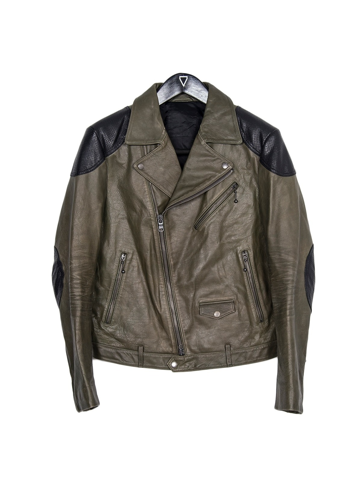 "ARMANI LEATHER JACKET ""ARMANI-LJKT06"""