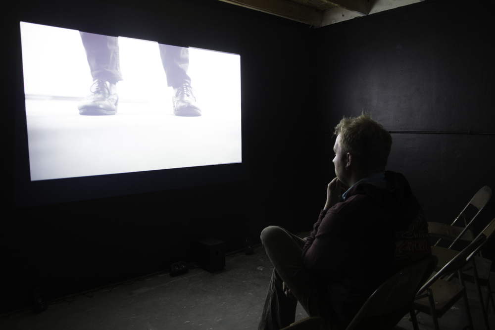 Installation shot from The Immensity