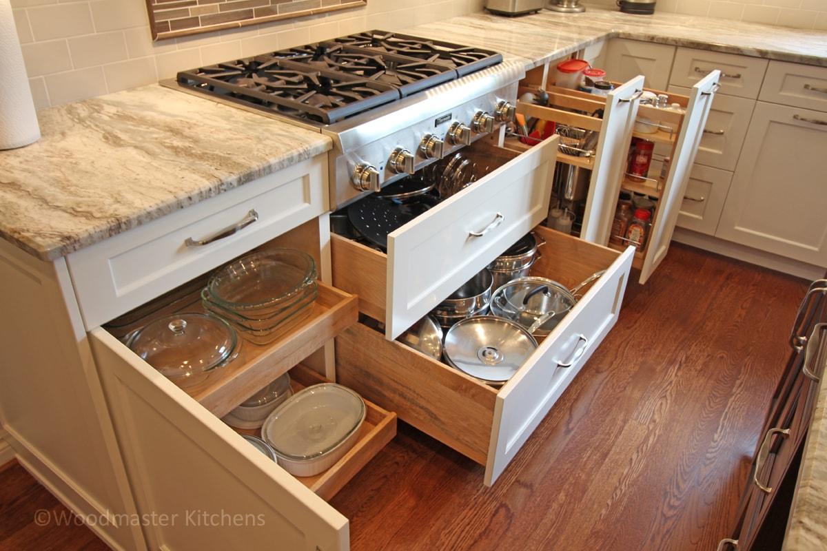kitchen design storage
