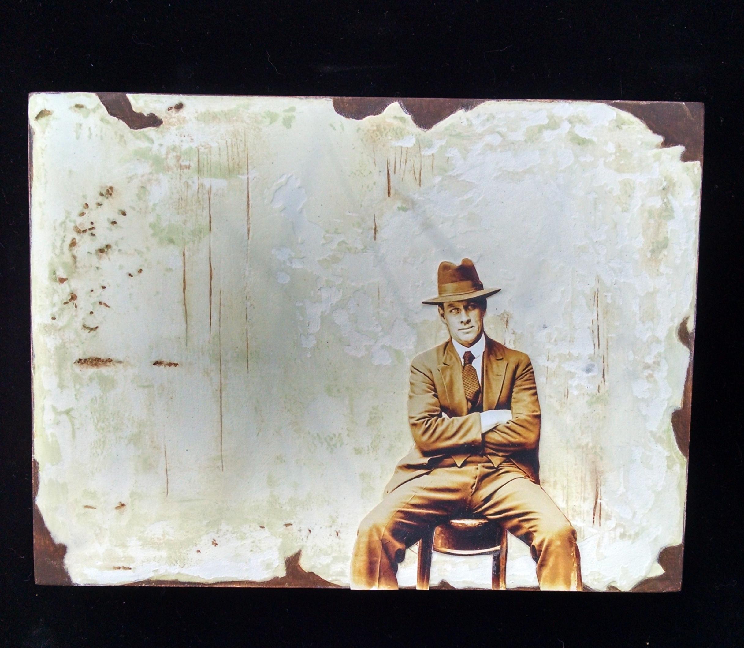 Ellis, 1924 (mugshot series)  125.