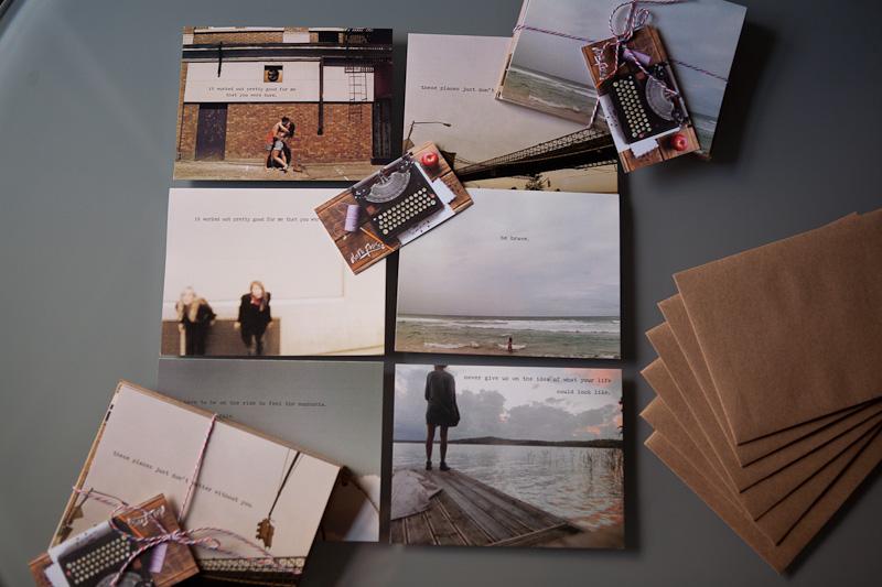 Card Set - Dani Press