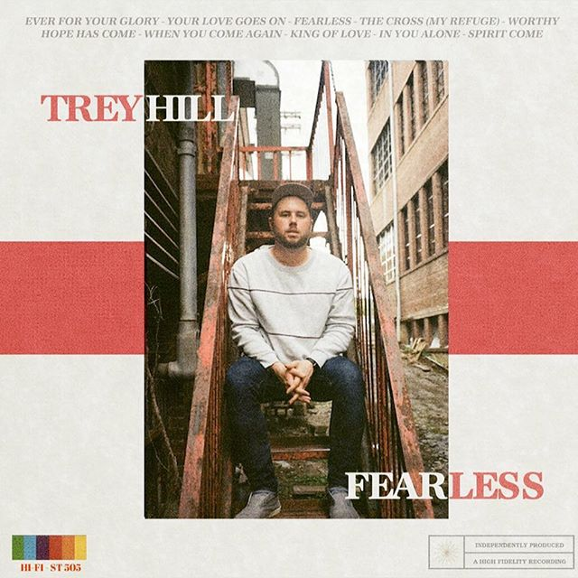 FEARLESS by TREY HILL BAND  AVAILABLE NOW! 🔈🔥 💽 ALL LINKS IN BIO 💽  For what it's worth, bandcamp is the best deal because you can get the new cd for $7 or ALL my music for just $9!  Listen/stream/share!