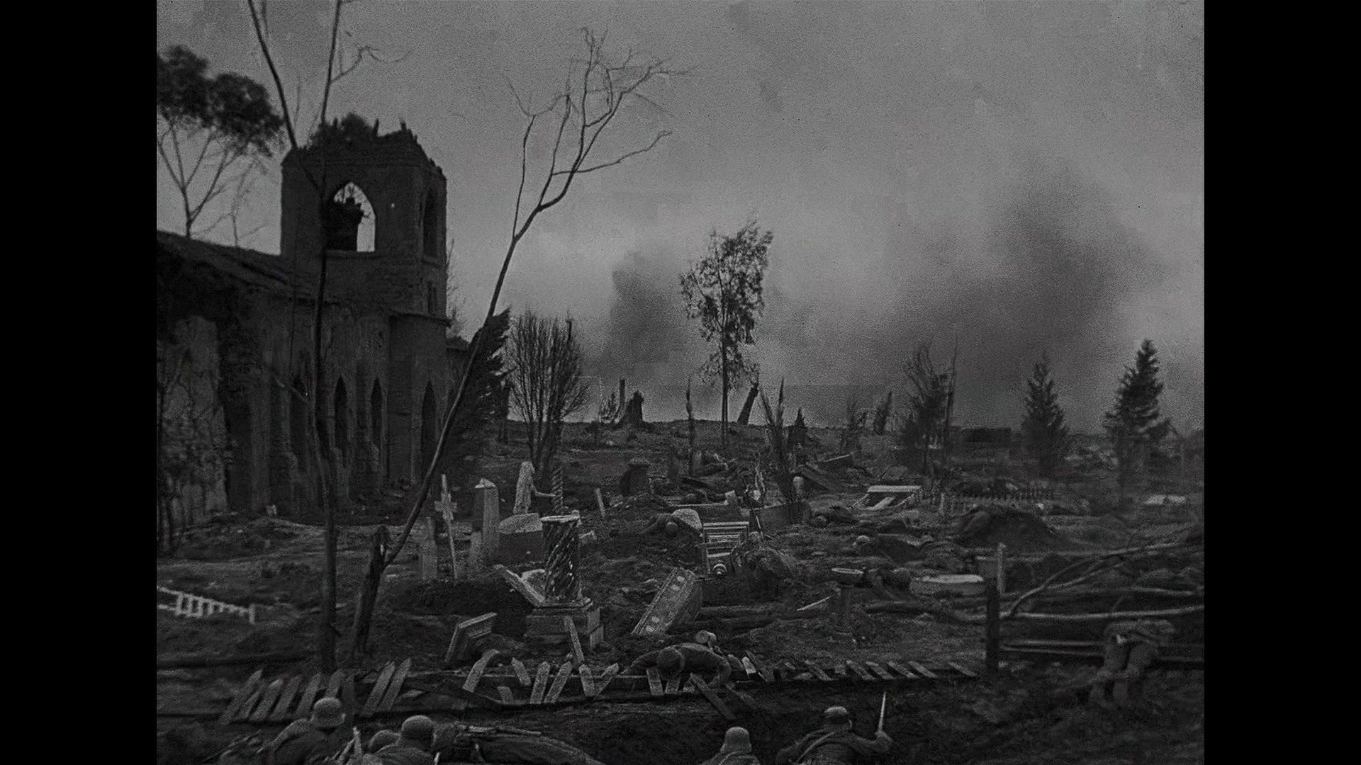 All Quiet on the Western Front  (Lewis Milestone, 1930)