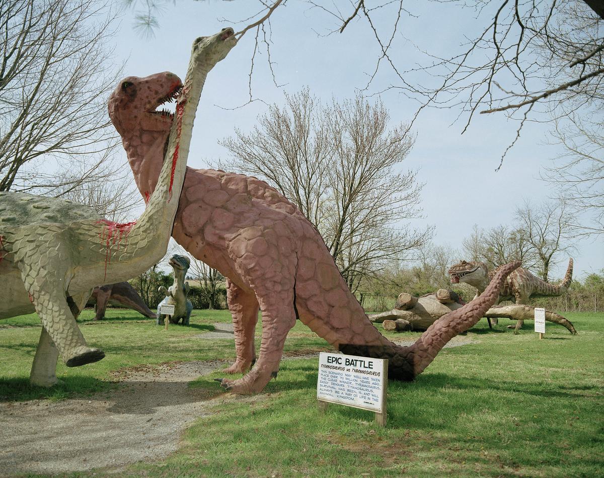 Dinosaur Land, White Post, Virginia