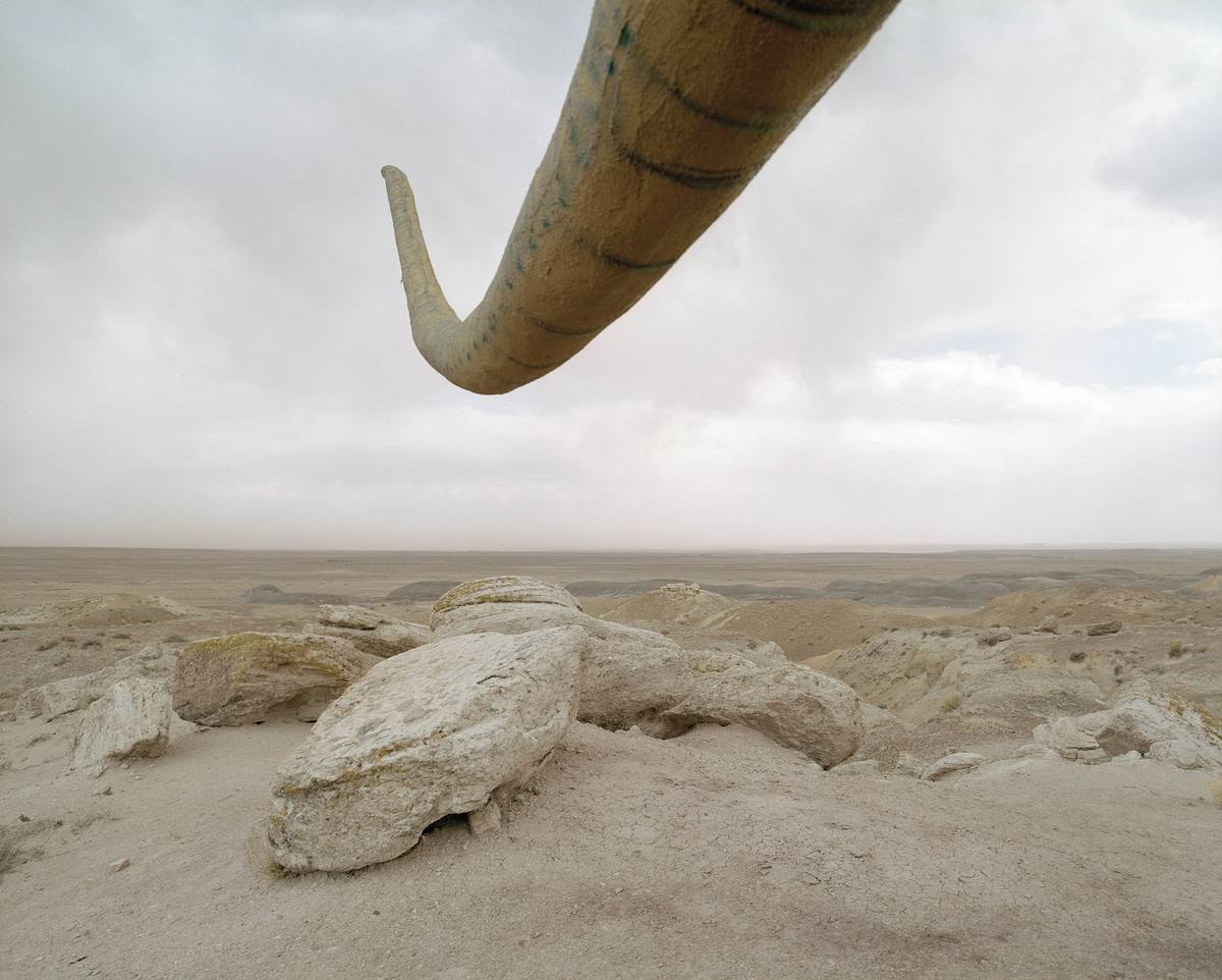 Dinosaur Land, Holbrook, Arizona....