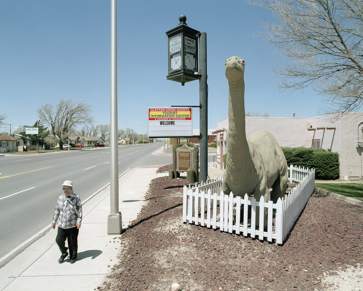 Chamber of Commerce, Clayton, New Mexico....
