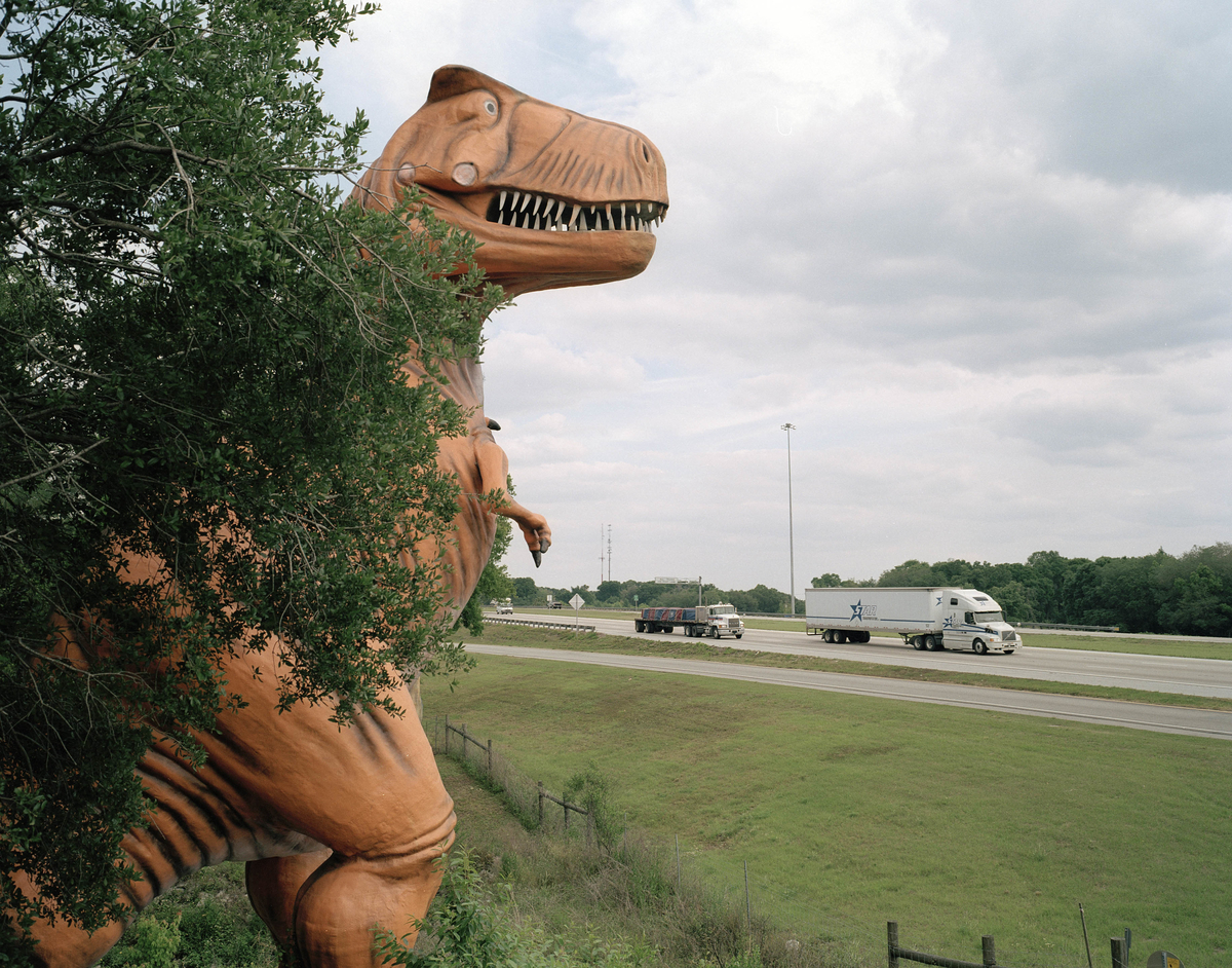 Dinosaur World, Plant City, Florida....