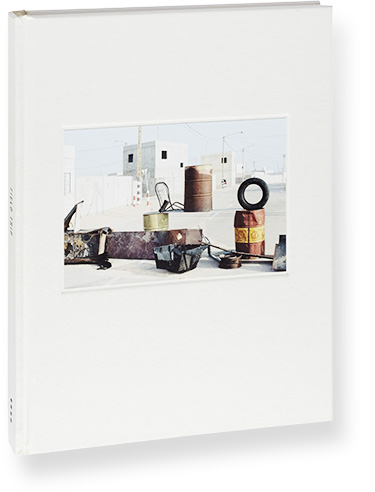 Martin Kollar, Field Trip, 2013, 76 pages, 20 cm x 25 cm, Hardcover with tipped-in image