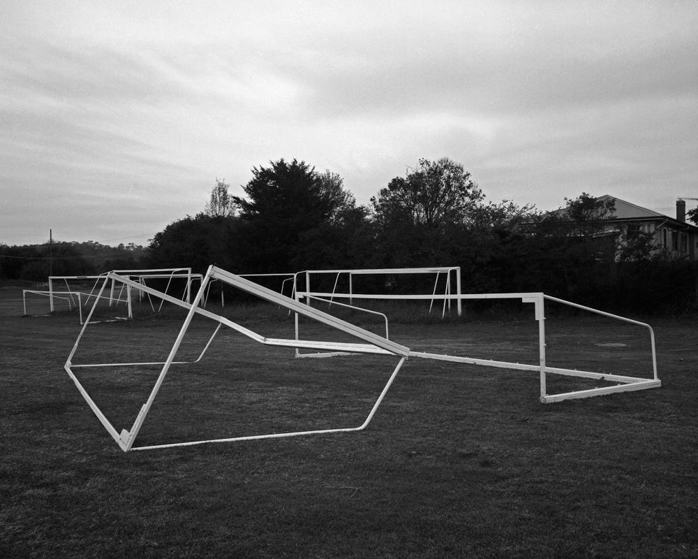 Geoffrey Roberts,  Playing Fields. Armidale, NSW  2014