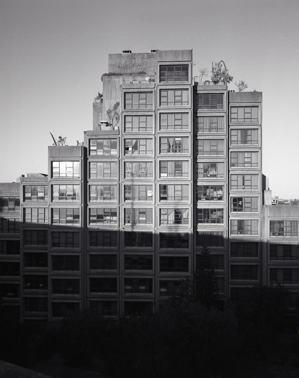 Geoffrey Roberts,  Sirius, Millers Point, Sydney  2013