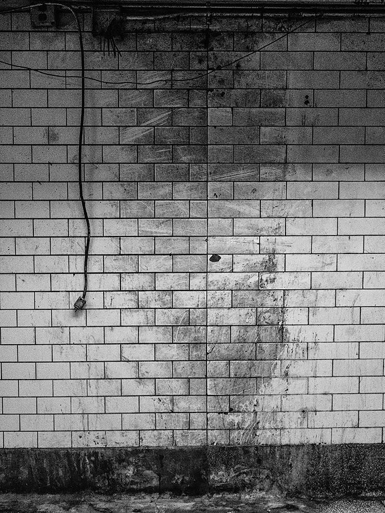 Penn Station Wall