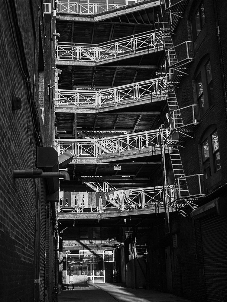 Factory Steps