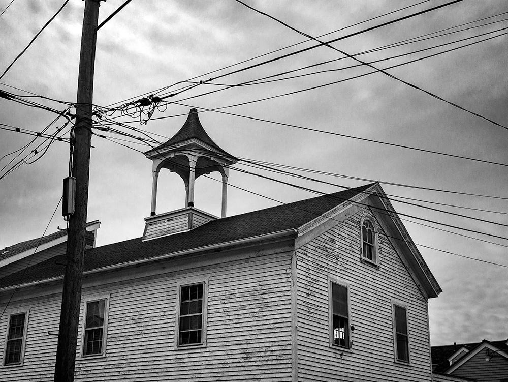 Connecticut Schoolhouse