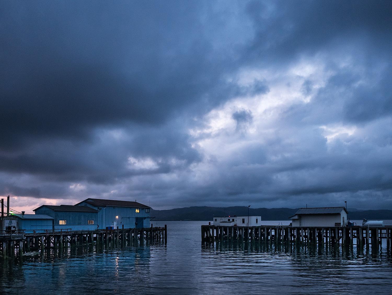 Astoria Oregon Docks