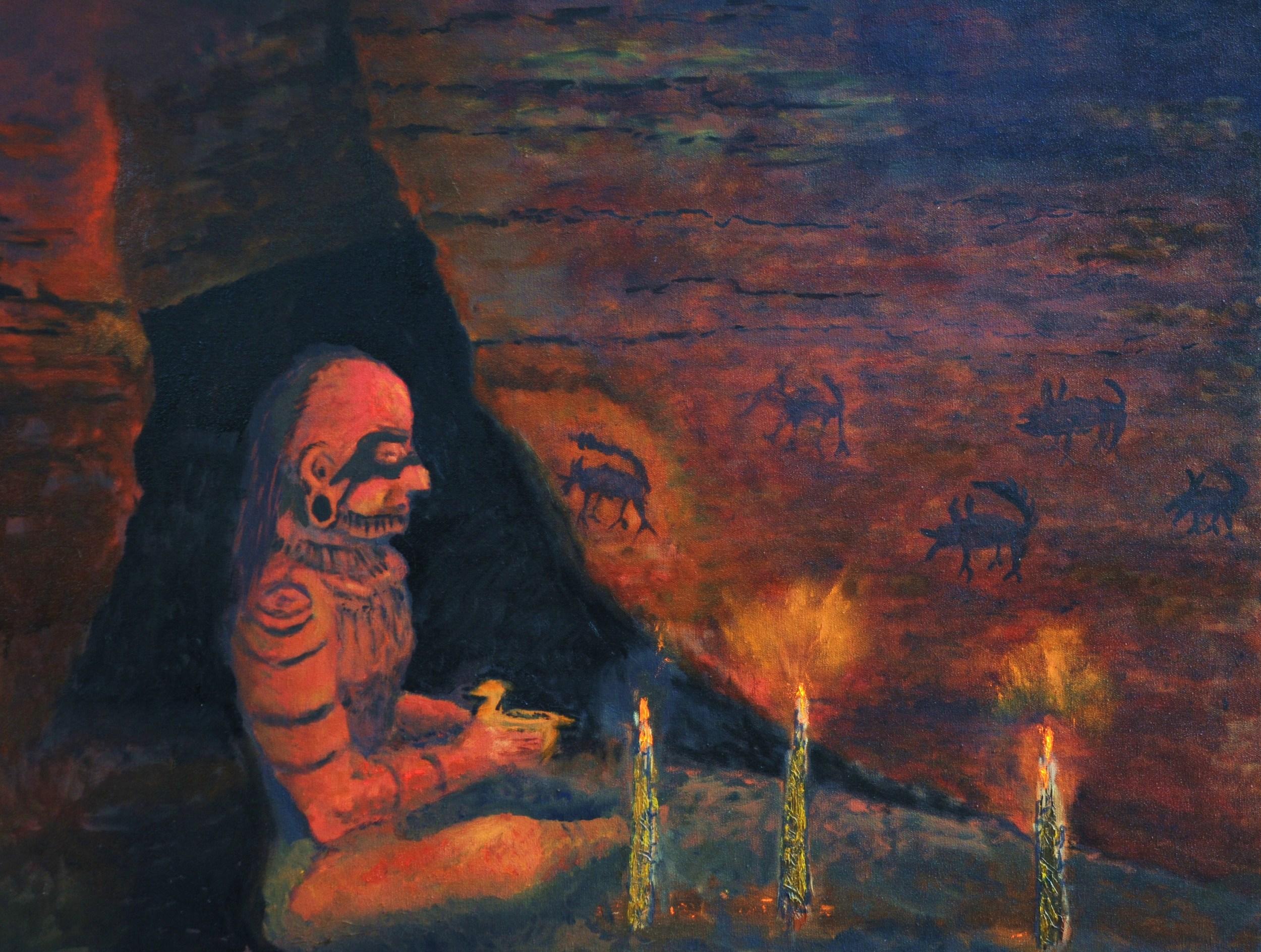 The Artist ca 1300 A.D.