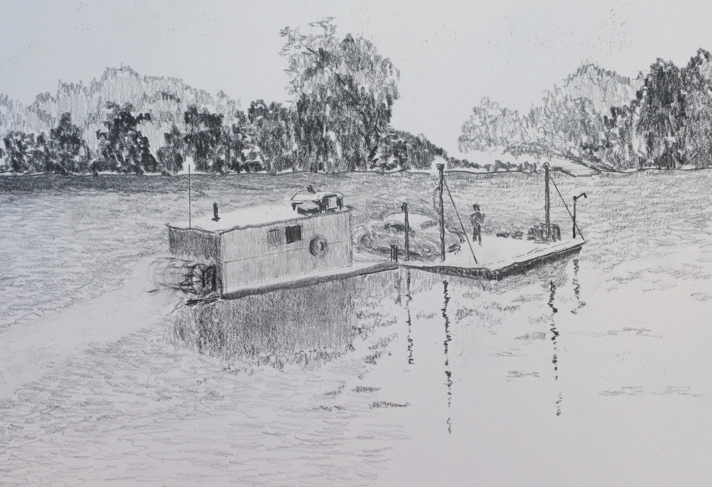 Edgefield Ferry