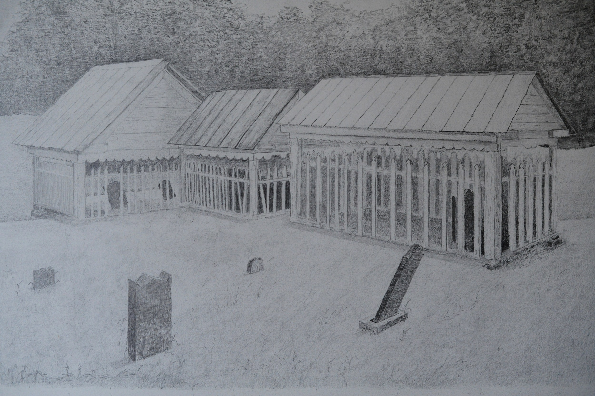 Gravehouses  KY