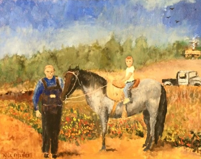 Grandfather's Horse