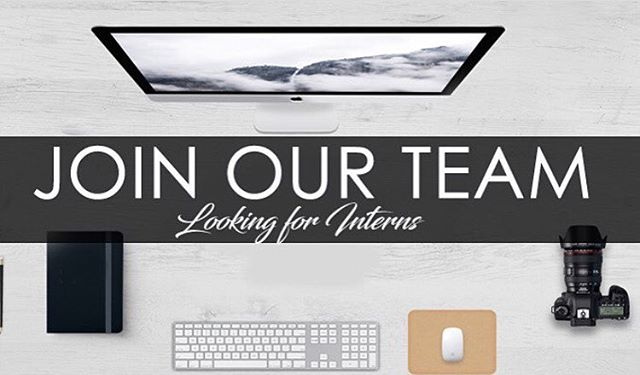 Attention: looking for fresh new talent in the LA area. We'll be setting up interviews for the best Interns who specialize in Photography, graphic design, hair & make up,  Video & Editing, personal assistant, PR, content creation, ect. We are Looking for people who are passionate and dedicated to their craft to join our Team. Please send your resume and bio to: OursCollective@gmail.com 📸📽💻📝✂️📦🤓