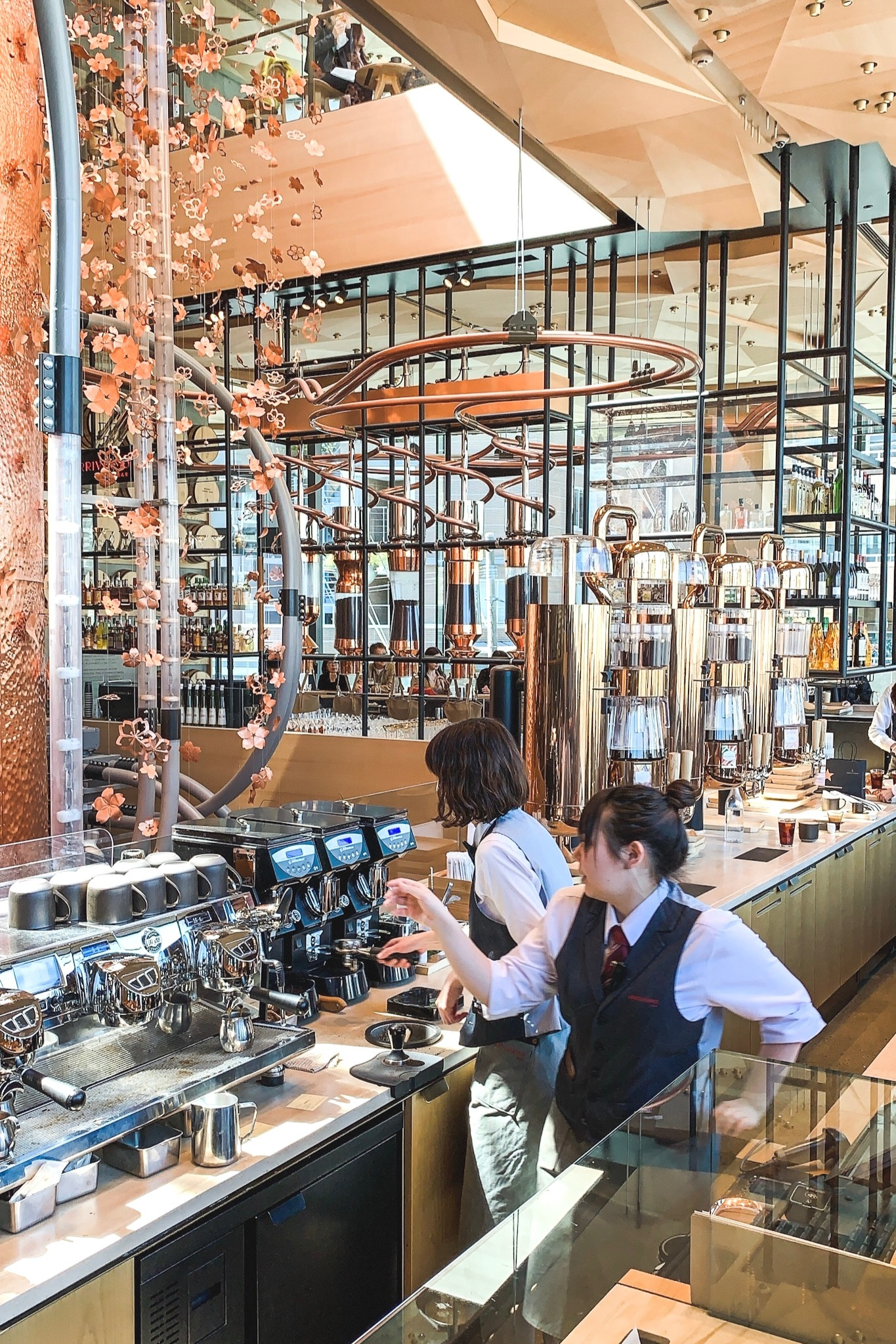 starbucks roastery japan nakameguro