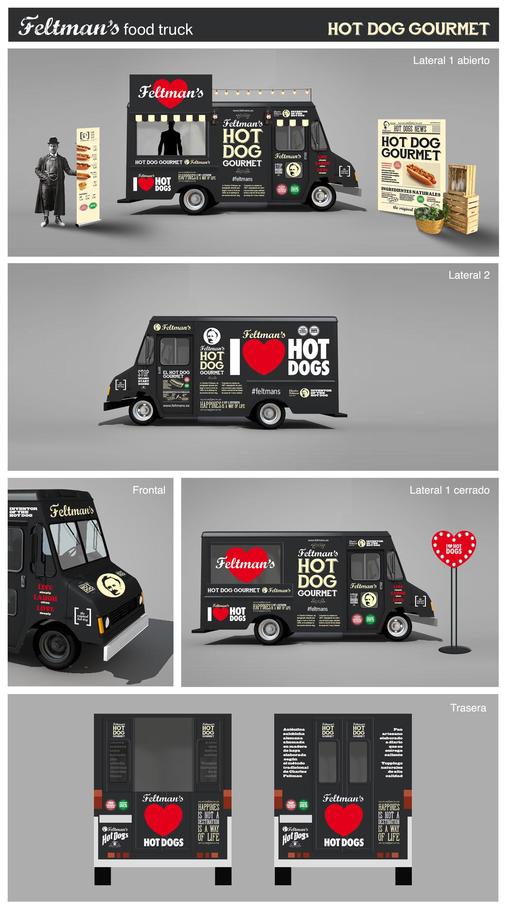 feltmans food truck