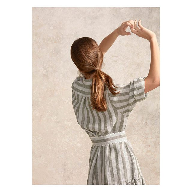 Alice in wonderland // Beautiful @alicegunnn shot for the very talented @wiggykit - 💛 this image. #wiggykit #womenswear #lookbook #fashion #movement #form #linen #fashionphotographer #katrinalawsonjohnston