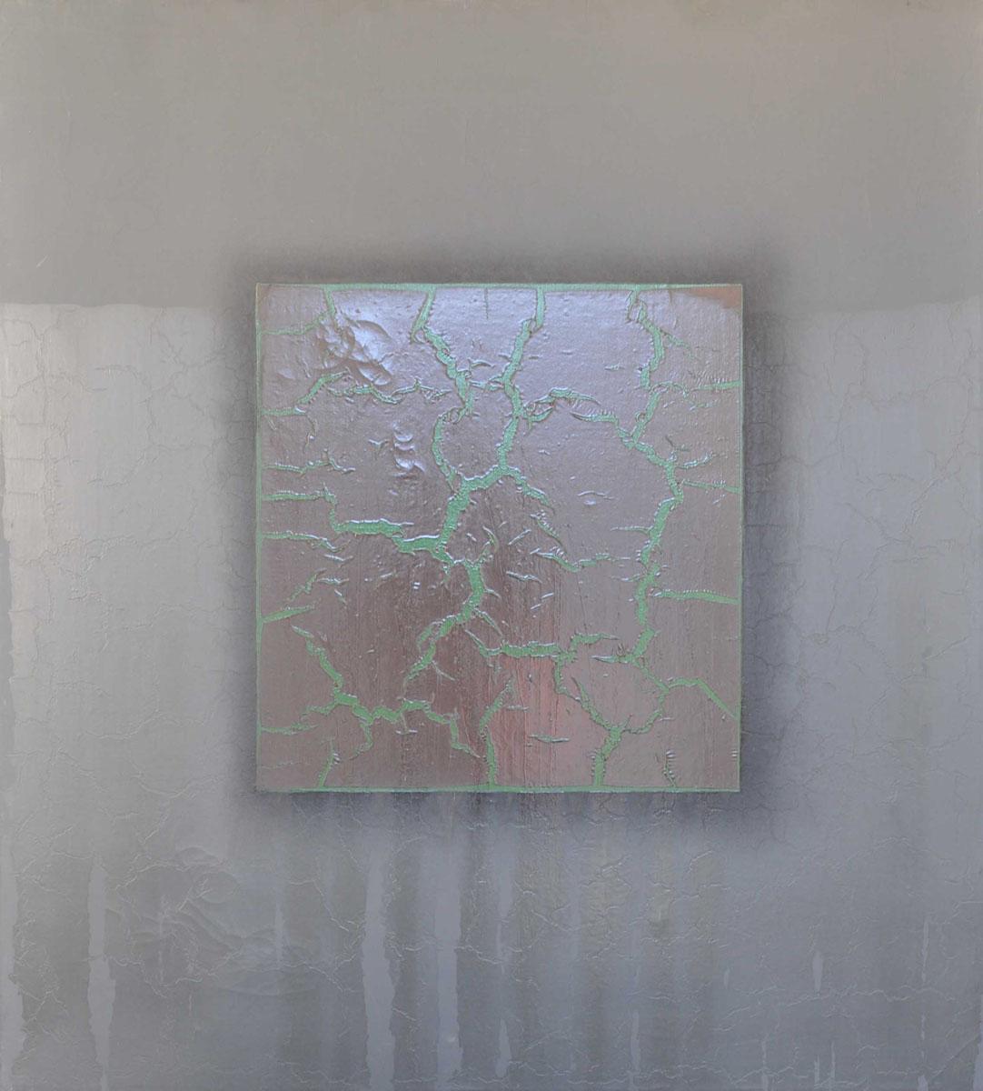 V.F. 1993. 120 x 90. Canvas, acrylic.