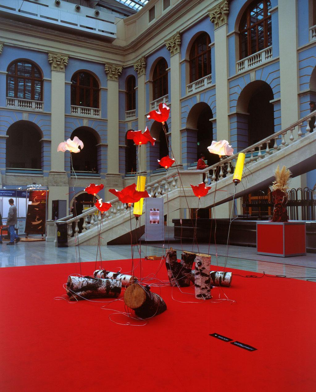 2003г.— «Fidexpo2003» (Гостиный Двор, Москва)